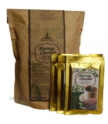 Moringa Chocolate Drink