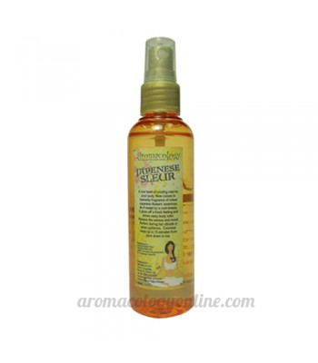 Body Cooling Mist Japanese Sleur