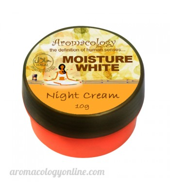Moisture White Night Cream 25g