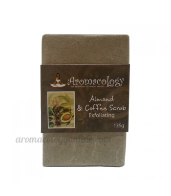 Almond Coffee Soap Bar