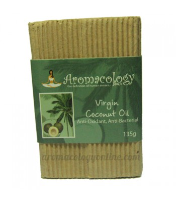 Virgin Coconut Oil VCO Bar Soap 135g