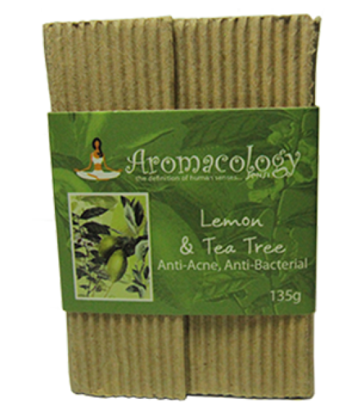 Lemon and Tea Tree Bar