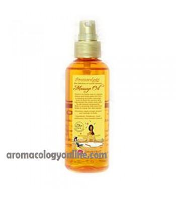 Grapefruit Massage Oil 100ml